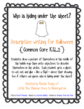 Descriptive Halloween Writing