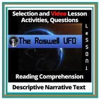 Descriptive Narrative Reading Comprehension Lessons and Ac