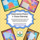 Descriptive Poetry &amp; Tissue Painting: 5-Sense Your Poetry Lessons