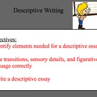 Descriptive Writing: How To Make Writing Detailed