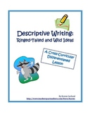 Descriptive Writing Using Raccoons