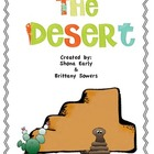 Desert Reading, Writing, and Science Unit