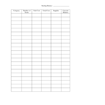 Design A Classroom Space Project  (Volume, Area, Budgeting)