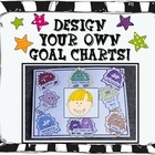Design Your Own Common Core Student Goal Charts