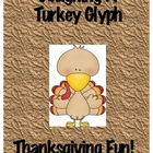 Designing a Turkey Glyph:  Thanksgiving Fun!