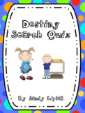Destiny Search Quiz