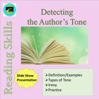Detecting the Author's Tone