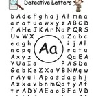 Detective Letters