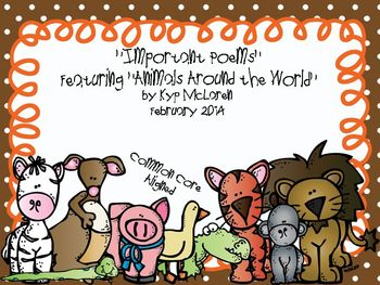 Determining Importance Featuring Animals Around the World