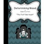 "Determining Mood in ""The Tell-Tale Heart"" Worksheet"
