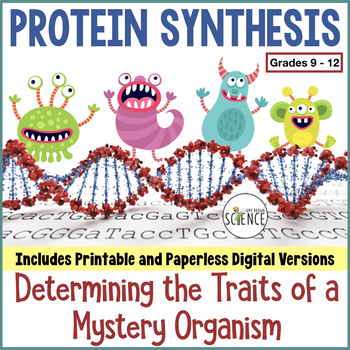 Determining the Traits of a Mystery Organism Through Prote