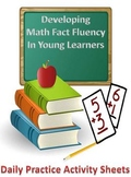 Developing Math Fact Fluency