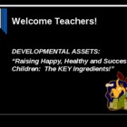 Developmental Assets