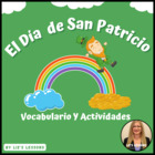 Dia de San Patricio! Spanish St. Patrick's Day Vocabulary