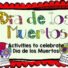 Dia de los Muertos Activities