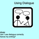 Dialogue: Using Dialogue Correctly in Writing