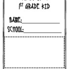 Diary of a 1st Grade Kid