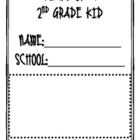 Diary of a 2nd Grade Kid