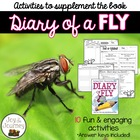 Diary of a Fly Activity Packet