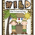 Dibels Homework Assignment Notebook for Beginning Readers