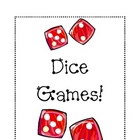 Dice Game Packet