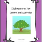 Dichotomous Key Lesson