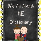 Dictionary Skills: All About Me Book