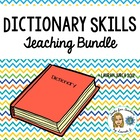 Dictionary Skills Teaching Pack