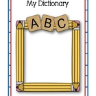 Dictionary for K-2