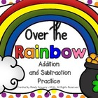 Differentiated Addition and Subtraction Centers: Over the