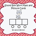 Differentiated Elkonin Sound Boxes and Picture Cards (RF.K
