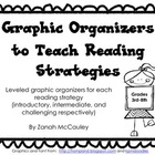 Differentiated Graphic Organizers to Teach Reading (Common