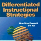 Differentiated Instructional Stategies: One Size Doesn&#039;t Fit All