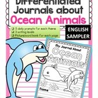 Differentiated Journals SAMPLER