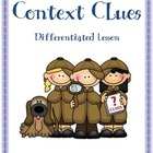Differentiated Lesson for Using Context Clues