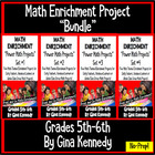Differentiated Math Power Choices Projects (Four Weeks of