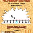 Differentiated Number Sense Centers - 3rd, 4th, and 5th Grade