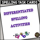 Differentiated Spelling Activities