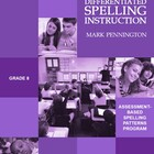 Differentiated Spelling Instruction Grade 8