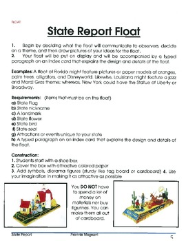 Differentiated State Report