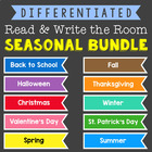 Differentiated Write the Room Combo Pack
