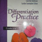 Differentiation in Practice, Grades K-5: A Resource Guide