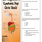 Digestive System Pop Quiz Book