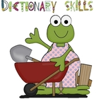 Digging Up Dictionary Skills