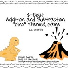 Dino Addition &amp; Subtraction
