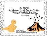Dino Addition & Subtraction