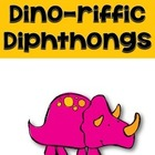 Dinoriffic Diphthongs: A Diphthong Pack