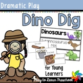 Dinosaur Dig - Dramatic Play Center