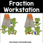 Dinosaur Fractions