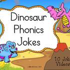 Dinosaur Phonics Jokes